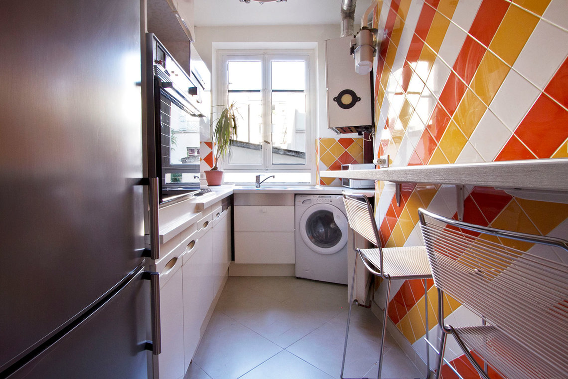 Apartamento Paris Rue Boyer-Barret 3