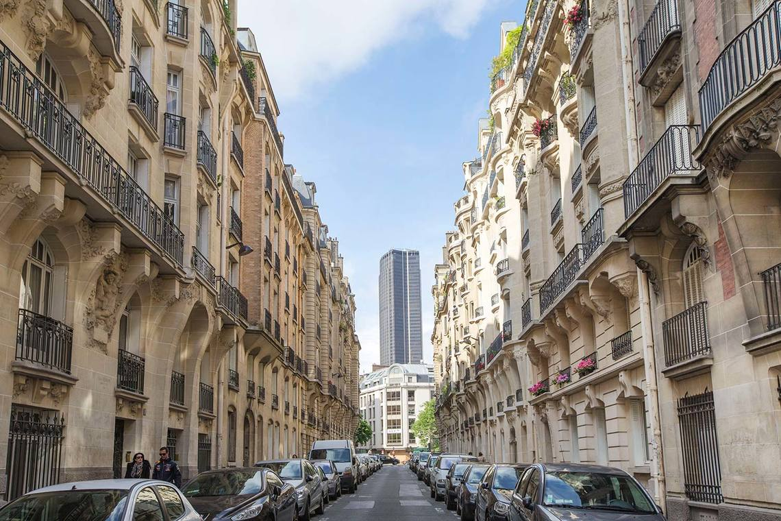 Apartamento Paris Rue Boyer-Barret 11