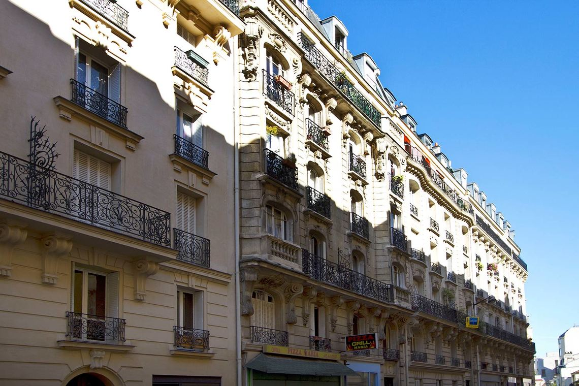 Apartamento Paris Rue Boyer-Barret 9