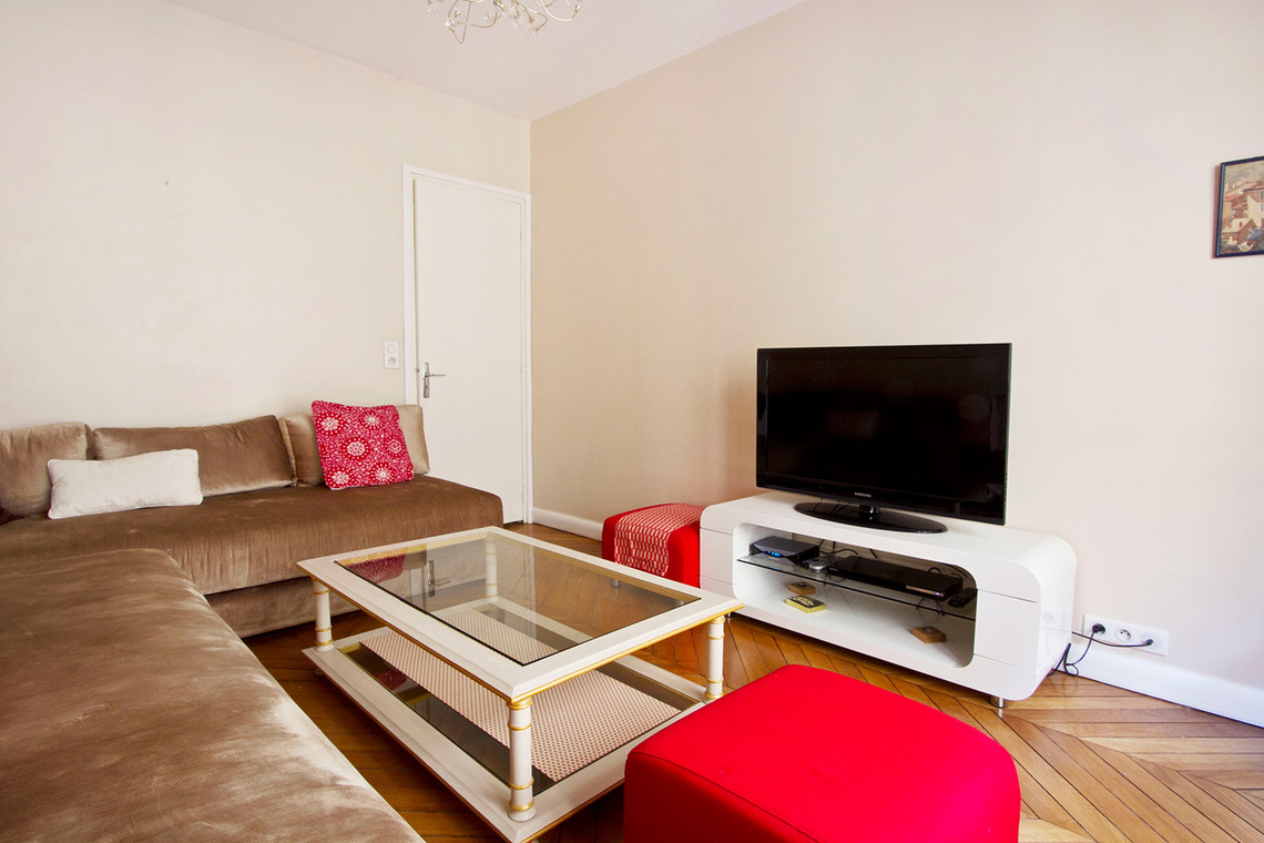 Apartamento Paris Rue Boyer-Barret 2