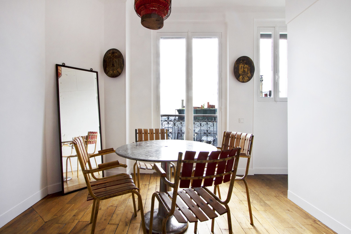 Appartement Paris Rue Lamarck 3