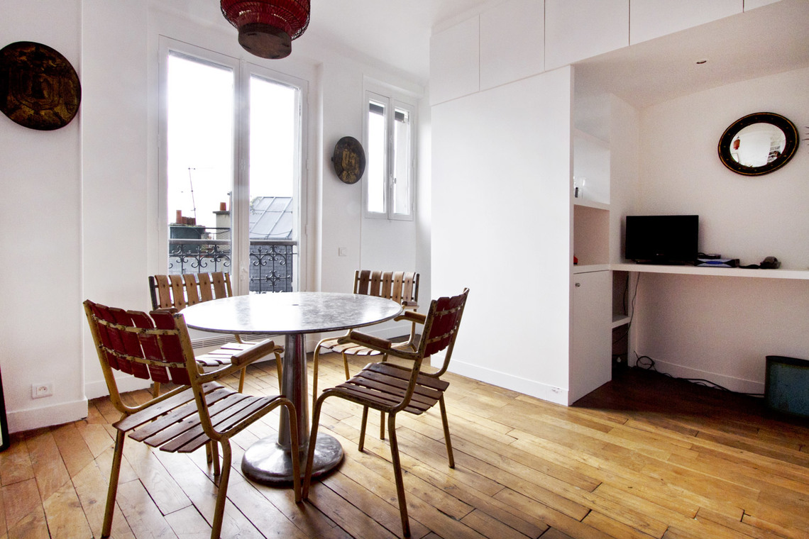 Appartement Paris Rue Lamarck 4