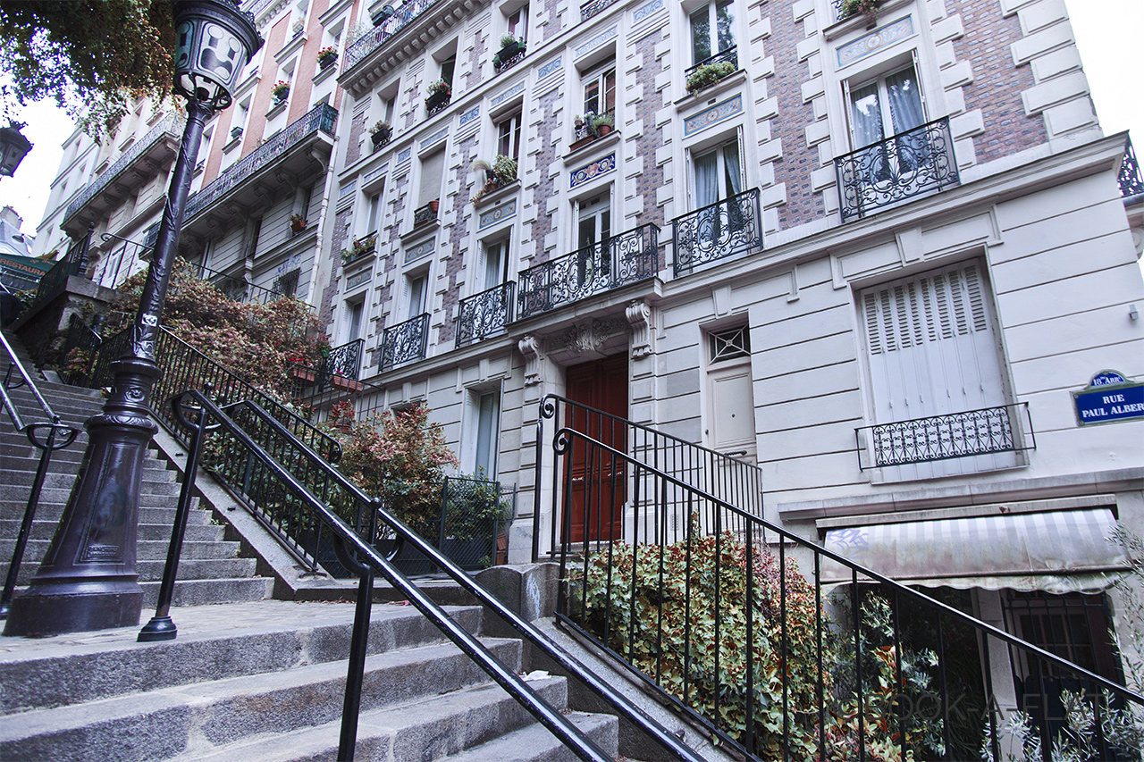 Квартира Paris Rue Paul Albert 9
