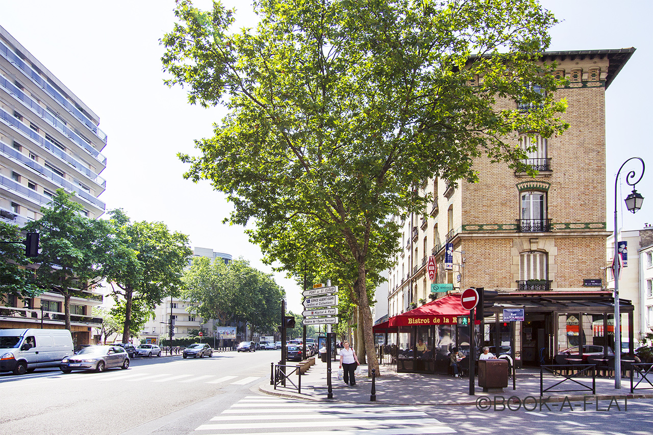 Apartment Boulogne Billancourt Route de la Reine 11