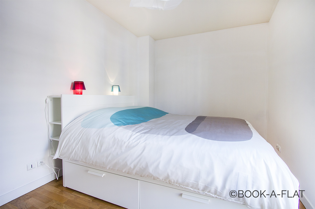 Apartment Boulogne Billancourt Route de la Reine 6