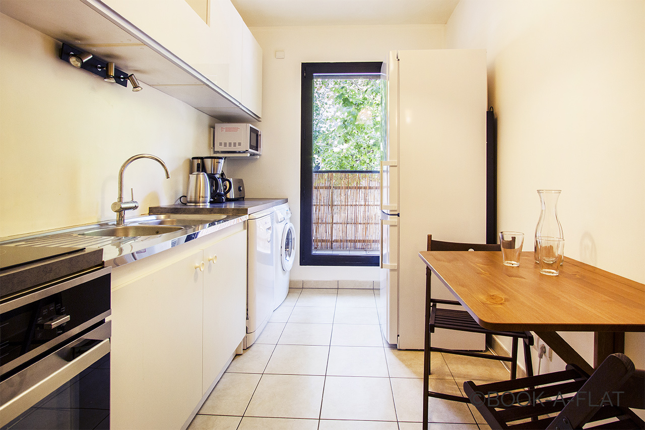 Apartment Boulogne Billancourt Route de la Reine 5