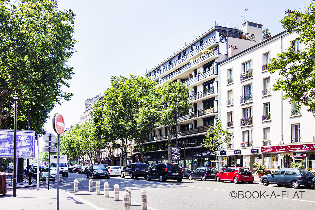 Apartment Boulogne Billancourt Route de la Reine 12