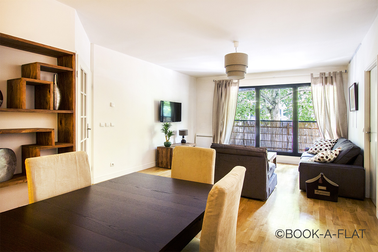 Boulogne Billancourt Route de la Reine Apartment for rent