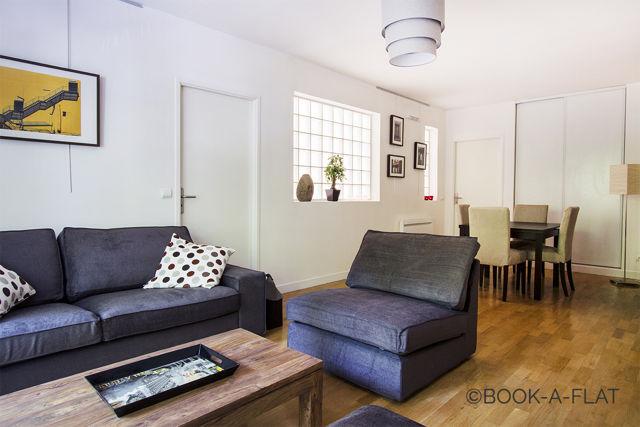 Apartment Boulogne Billancourt Route de la Reine 2