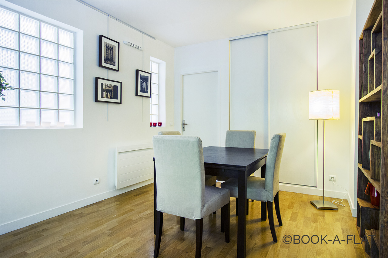 Apartment Boulogne Billancourt Route de la Reine 3