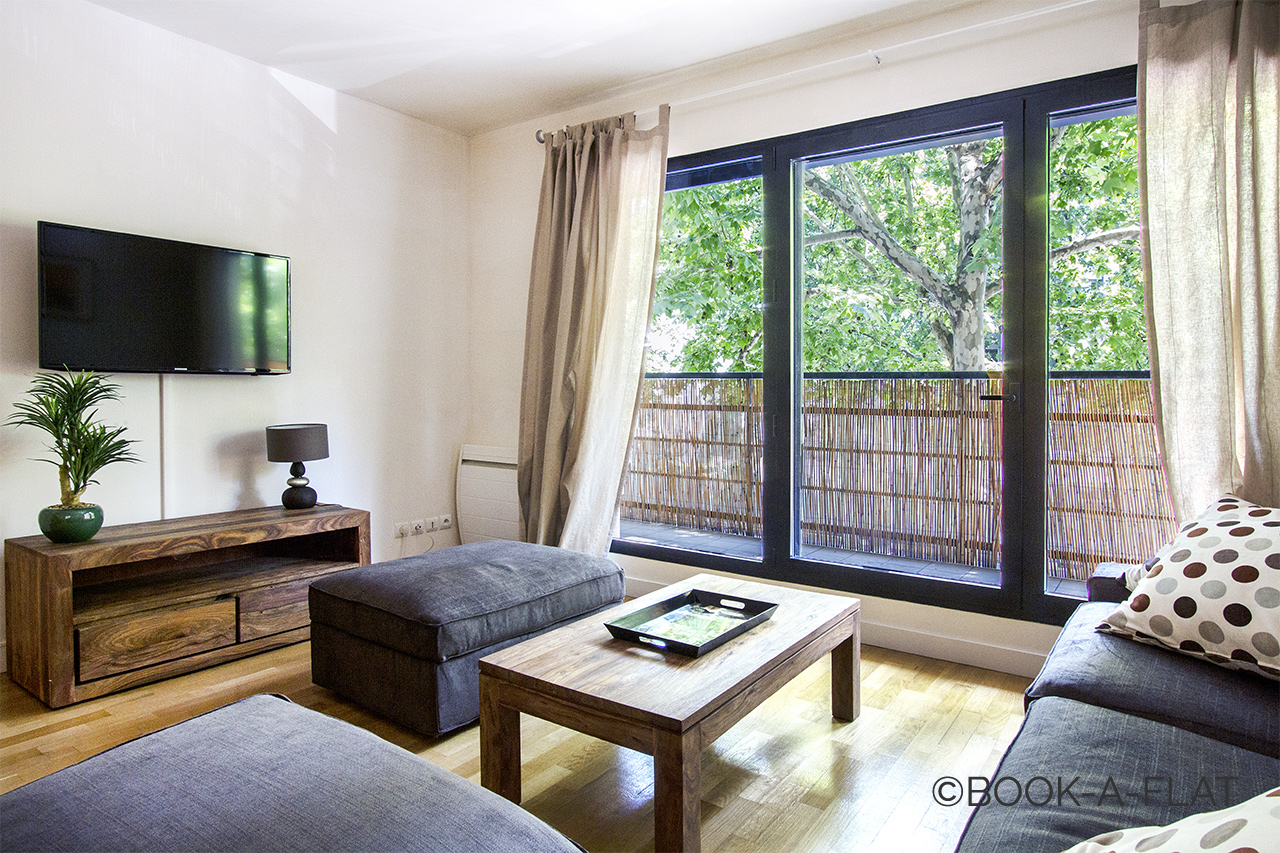 Apartment Boulogne Billancourt Route de la Reine 4