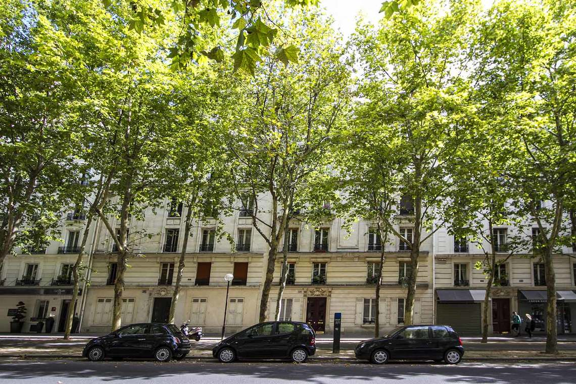 Apartamento Paris Avenue de Suffren 13