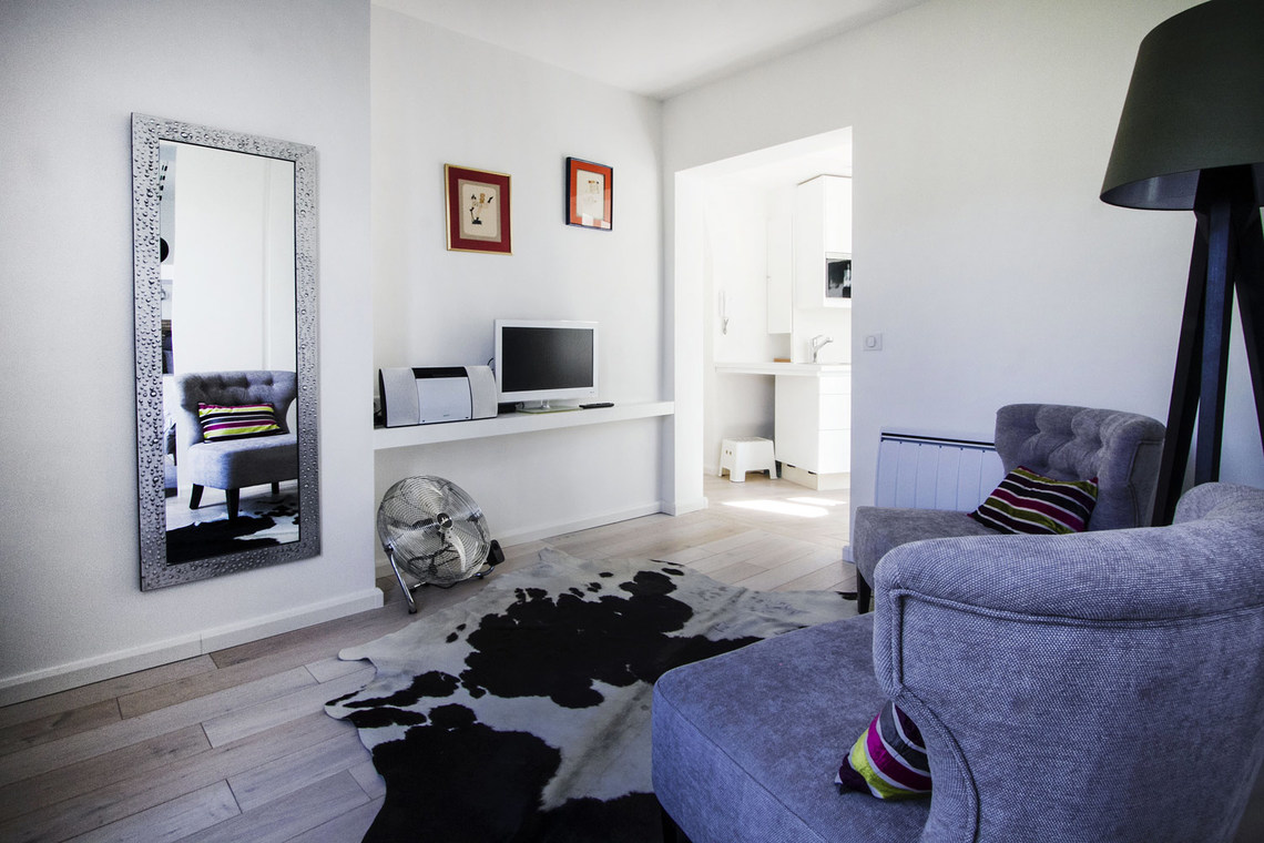 Apartamento Paris Avenue de Suffren 2