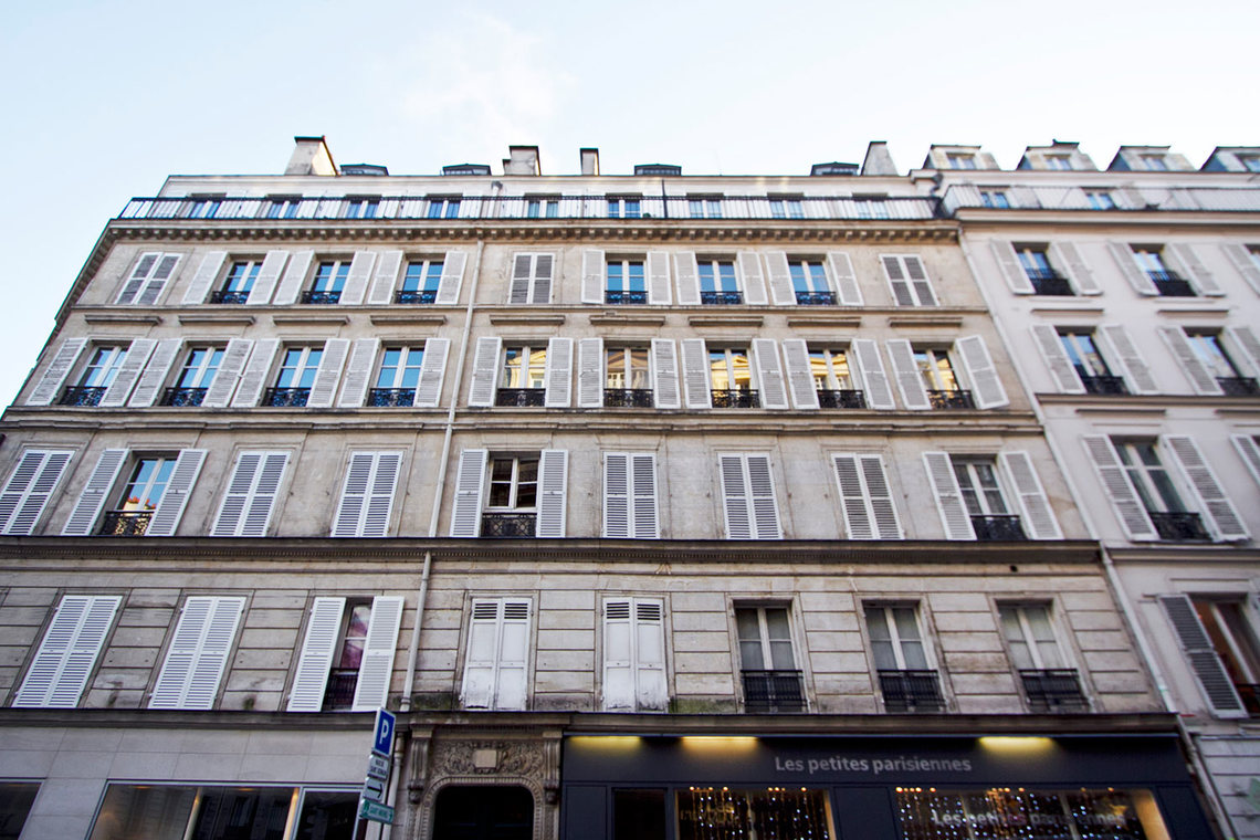 Квартира Paris Rue Bonaparte 14