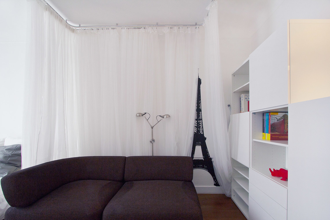 Apartment Paris Rue Boissonade 2