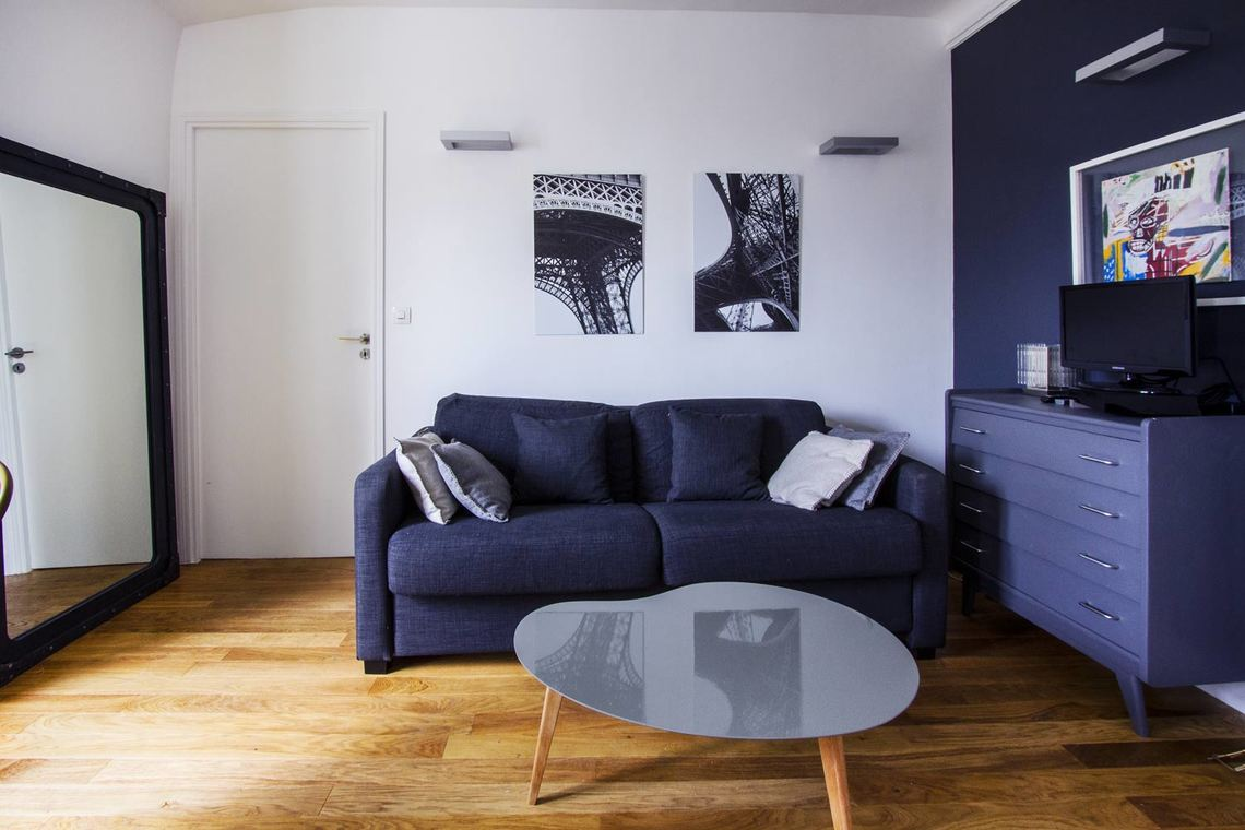 Appartement Paris Rue d'Amsterdam 2