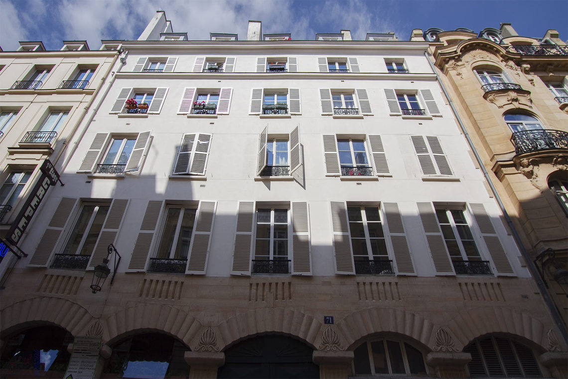 Apartment Paris Rue de Caumartin 9