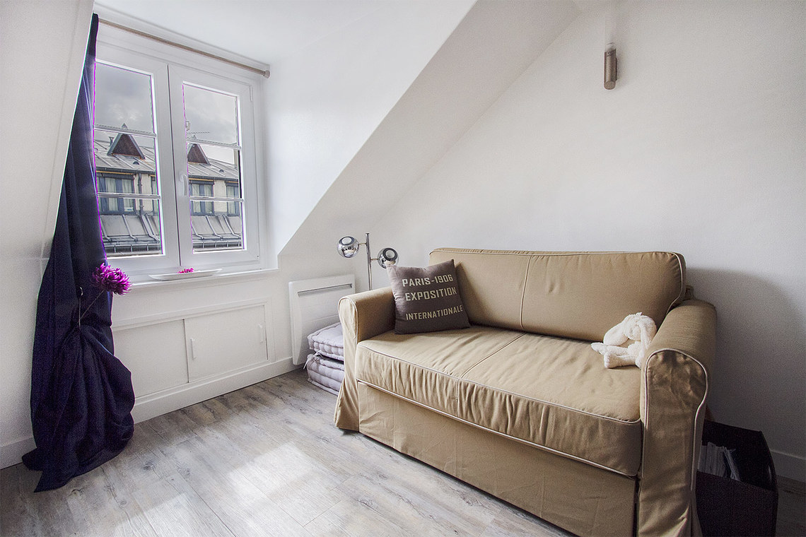 Paris Rue de Caumartin Apartment for rent