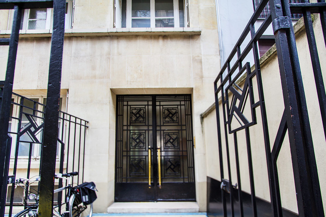 Apartment Paris Rue Jouvenet 13