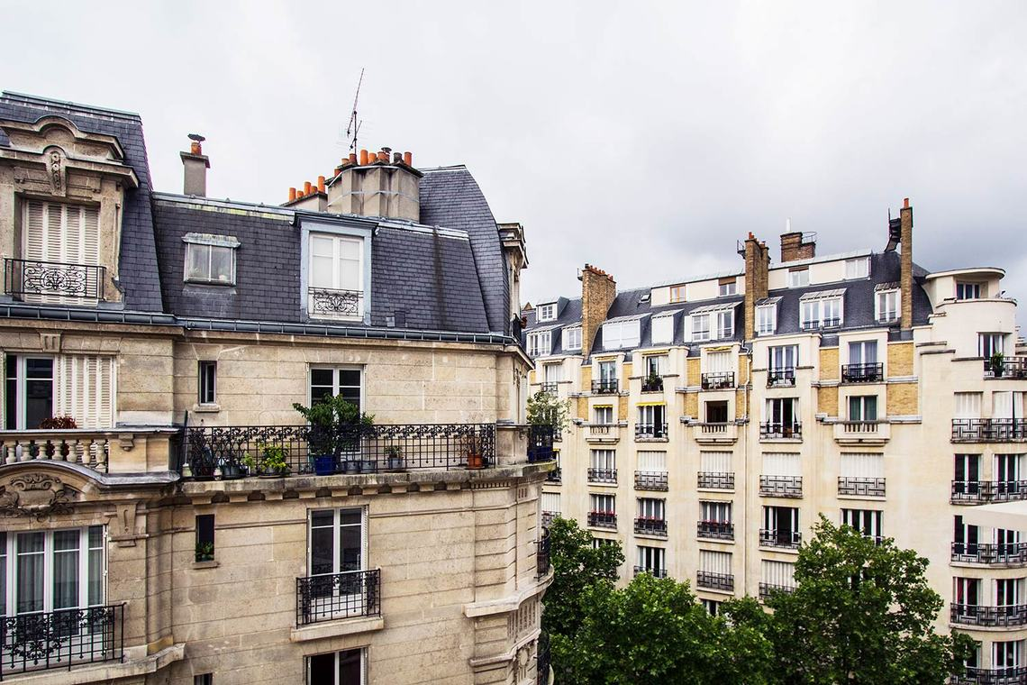 Paris Rue Jouvenet Apartment for rent