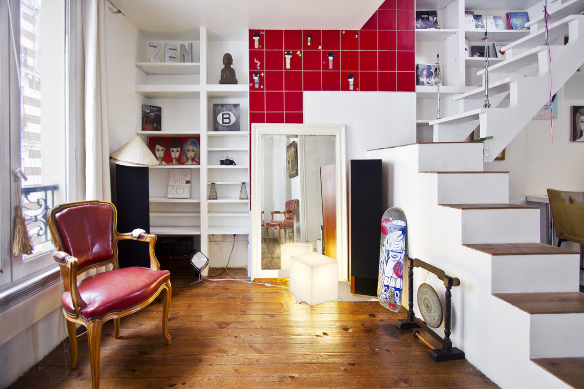 Apartment Paris Rue de l'Equerre 3