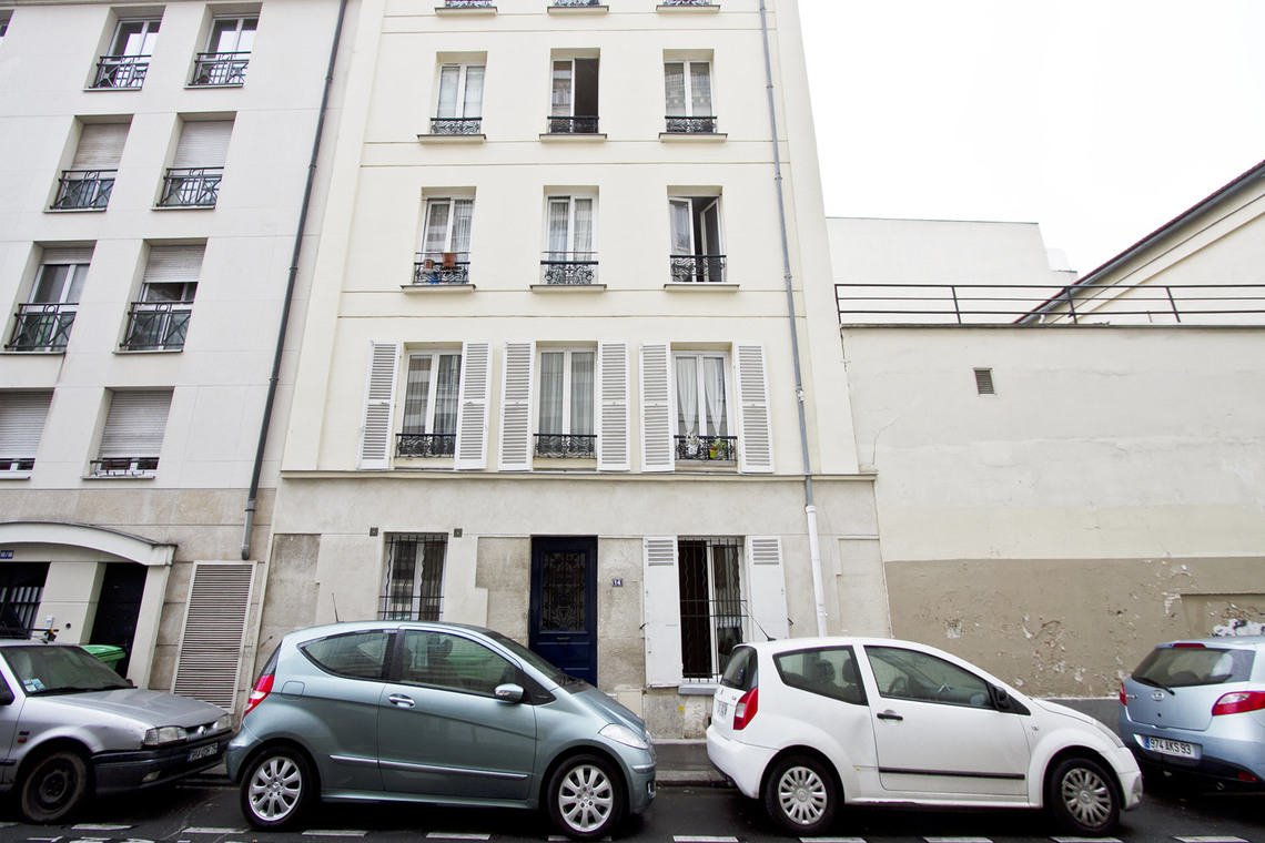 Apartment Paris Rue de l'Equerre 13