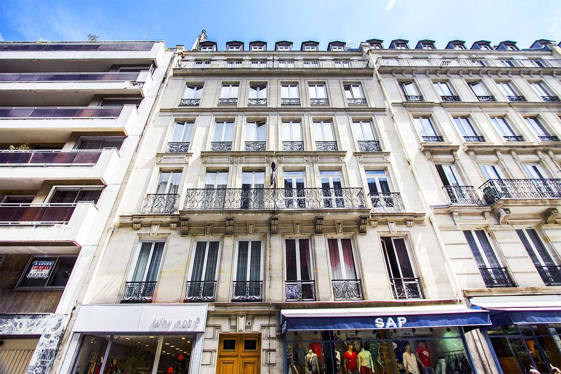 Appartamento Paris Rue de Longchamp 11
