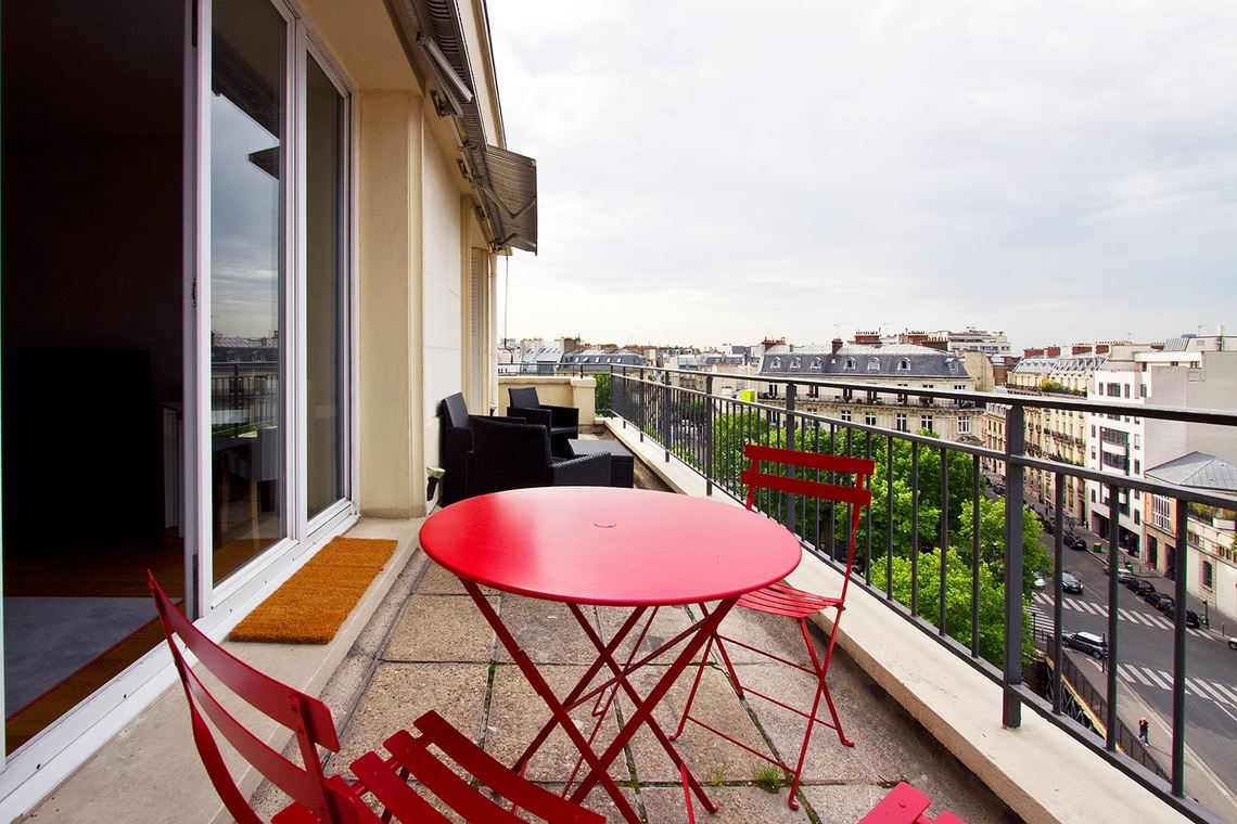 Квартира Paris Rue Philibert Delorme 10