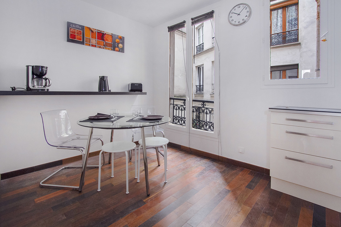 Appartement Paris Rue d'Arras 2