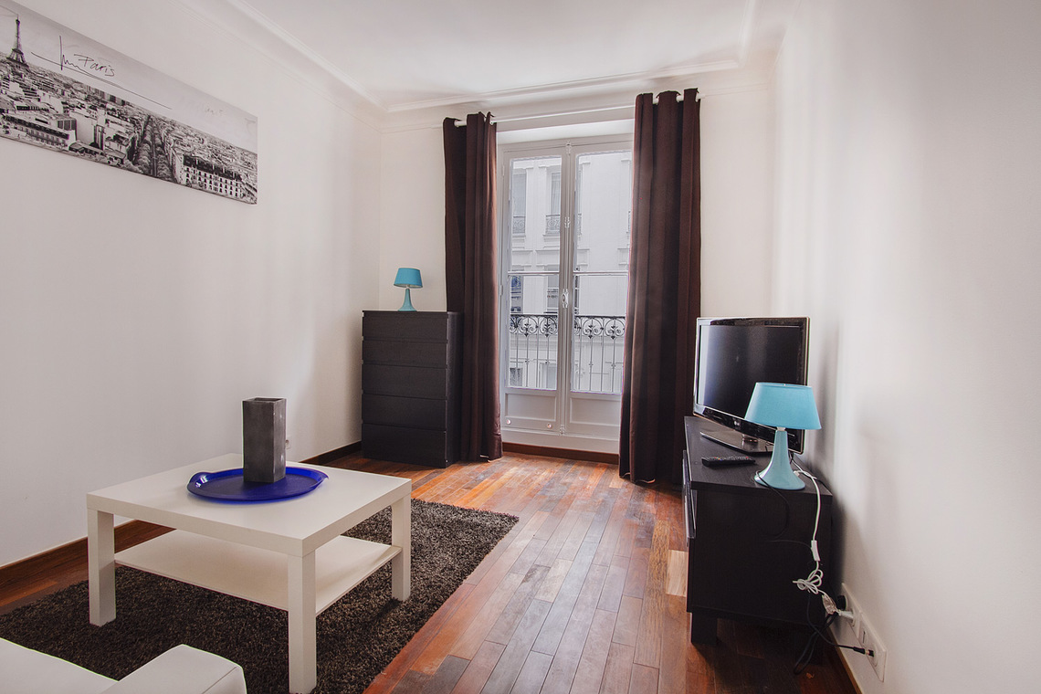 Paris Rue d'Arras Apartment for rent