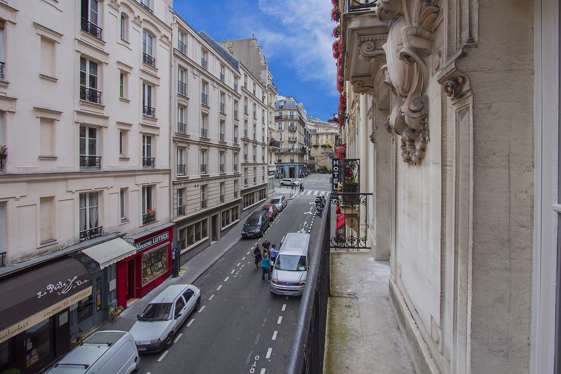 Appartement Paris Rue d'Arras 8