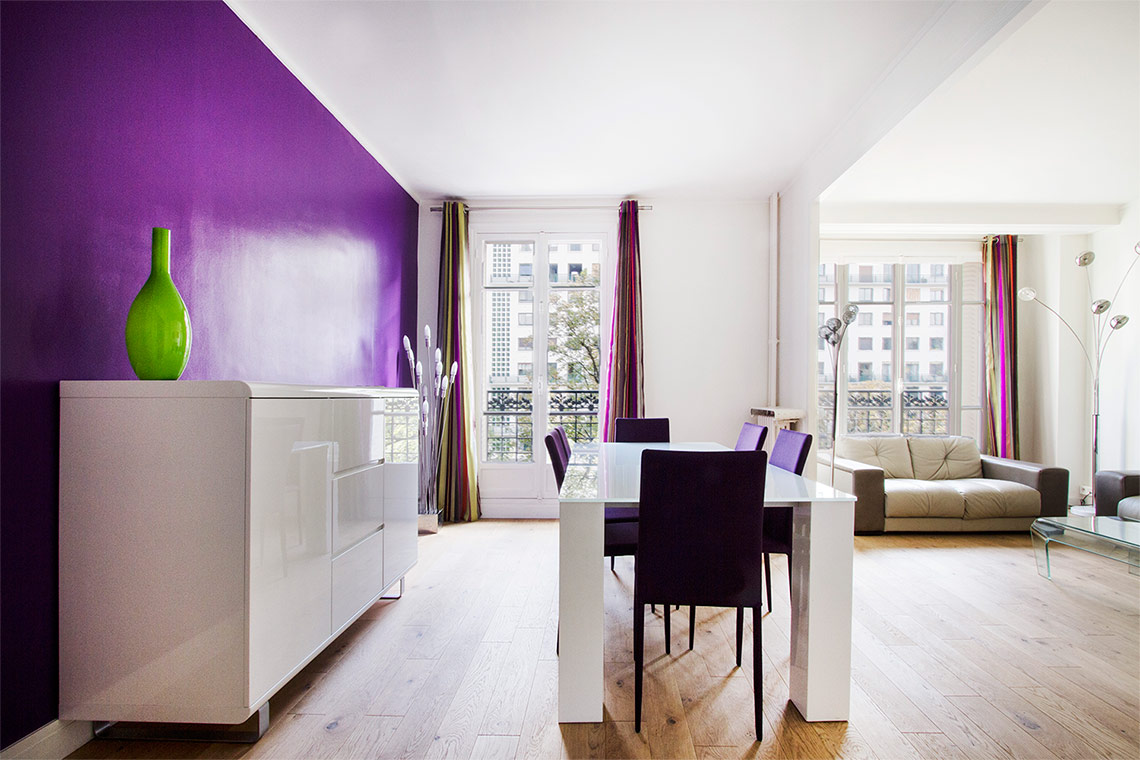 Apartment Paris Avenue de Versailles 4