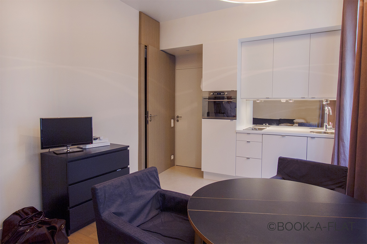 Apartment Paris Fourcroy 2