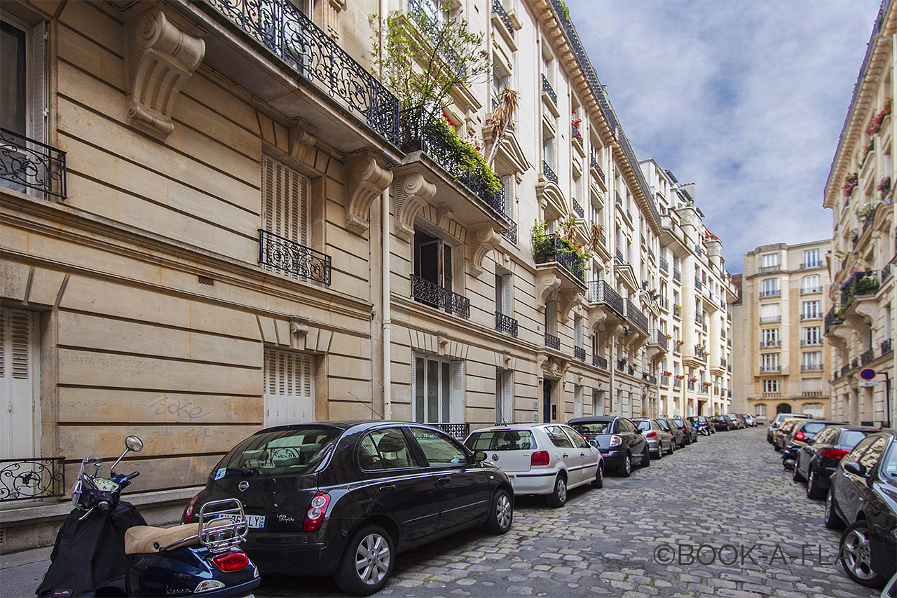 Appartamento Paris Rue Robert le Coin 12