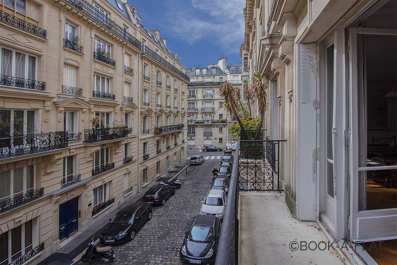 Appartamento Paris Rue Robert le Coin 10