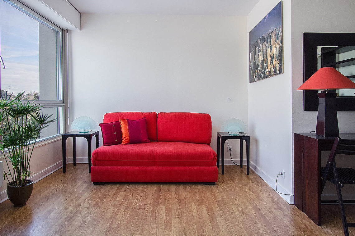 Apartment Paris Rue Lecourbe 4