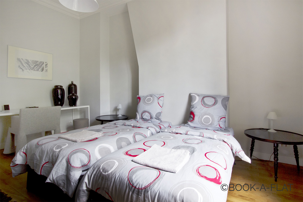 Appartement Paris Rue Vaucanson 8