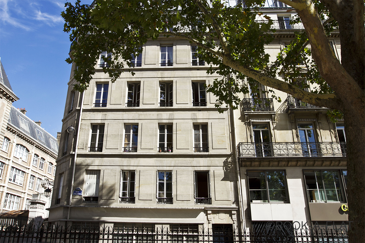 Appartement Paris Rue Vaucanson 11