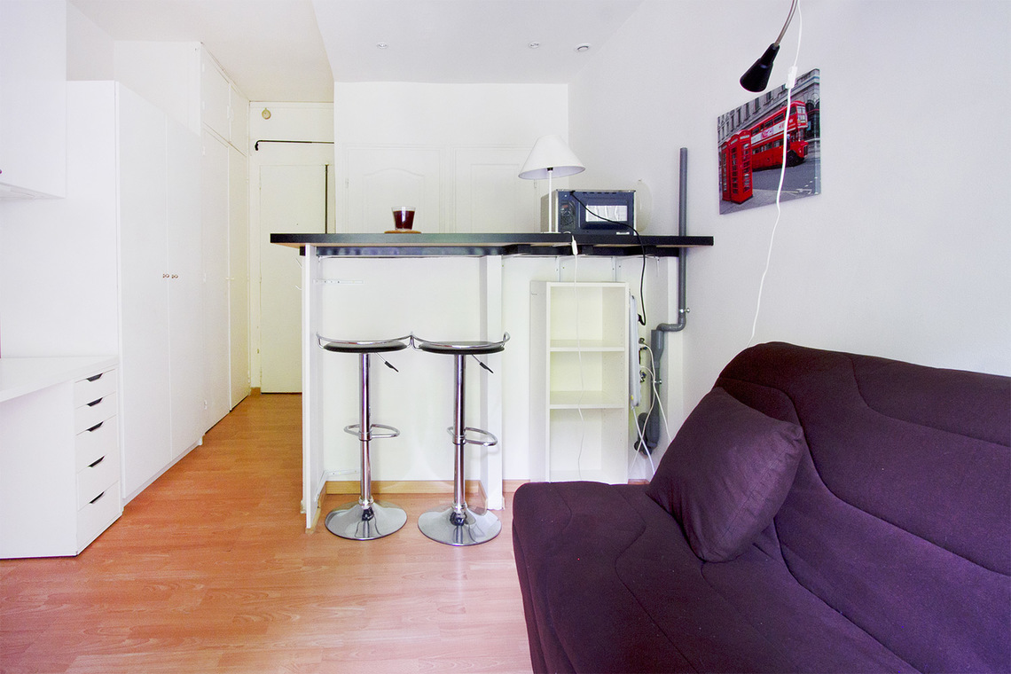 Apartamento Paris Avenue Bugeaud 2