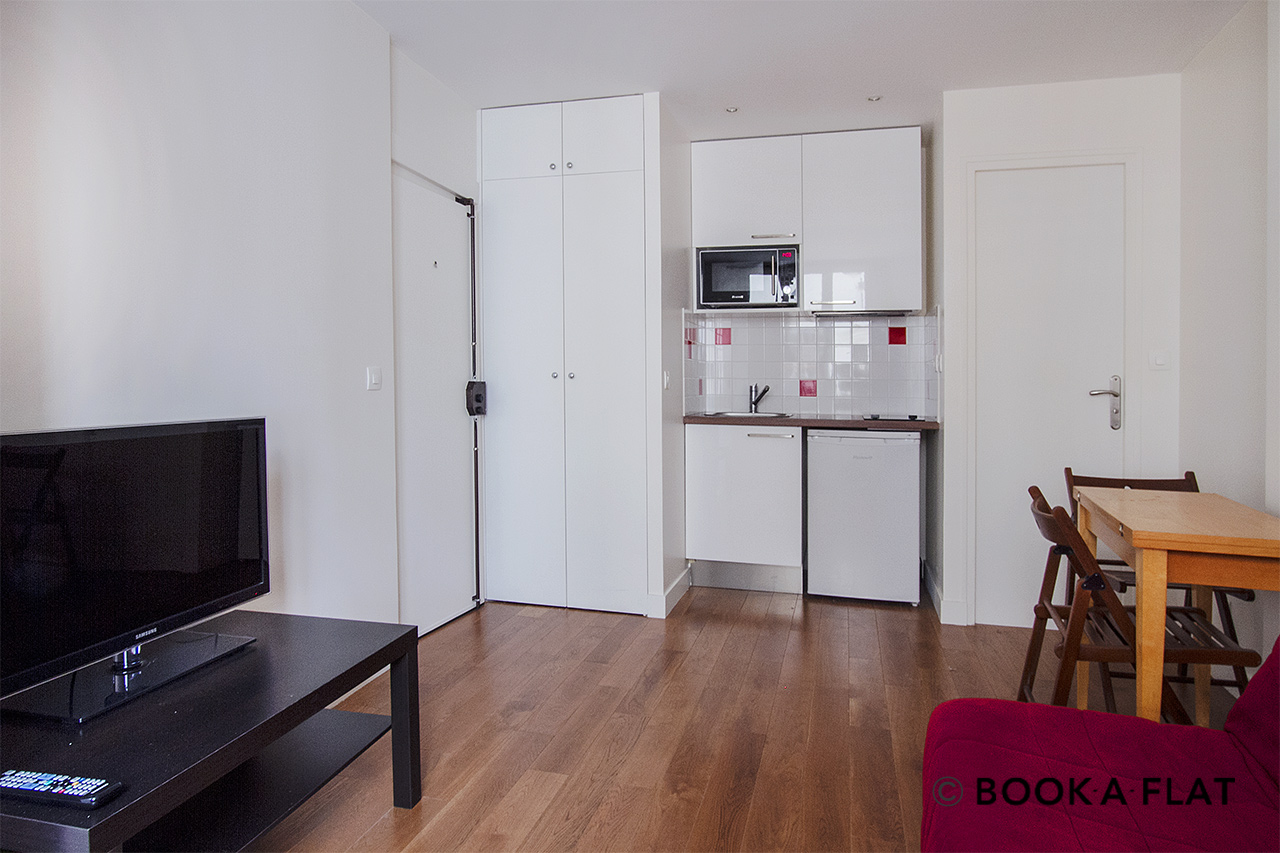 Apartamento Paris Rue d'Aboukir 3