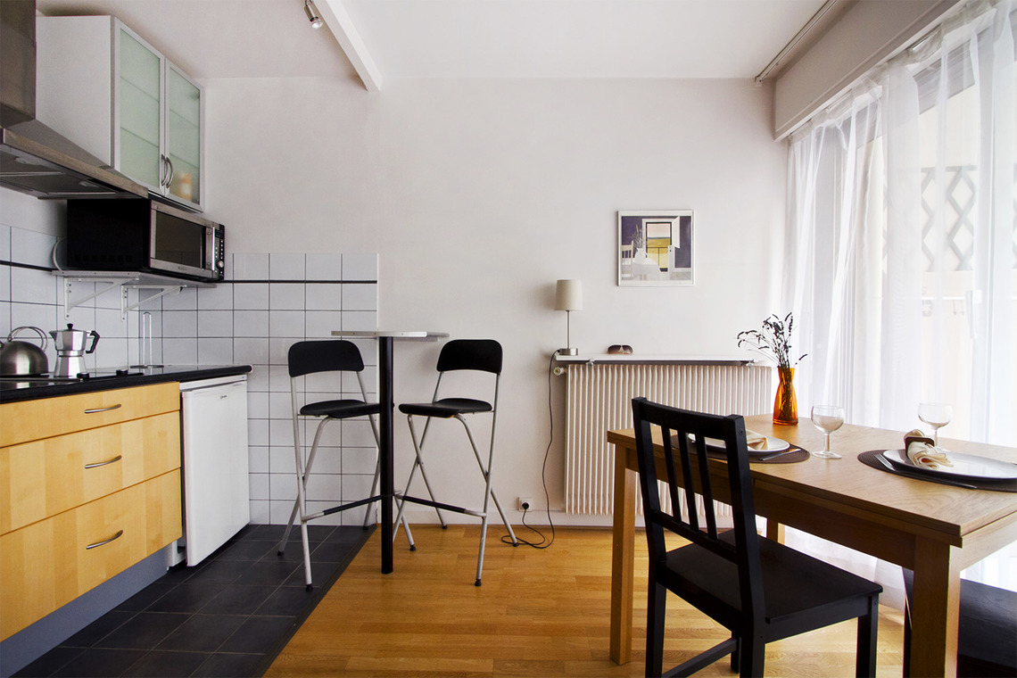 Apartment Paris Rue Duvivier 6