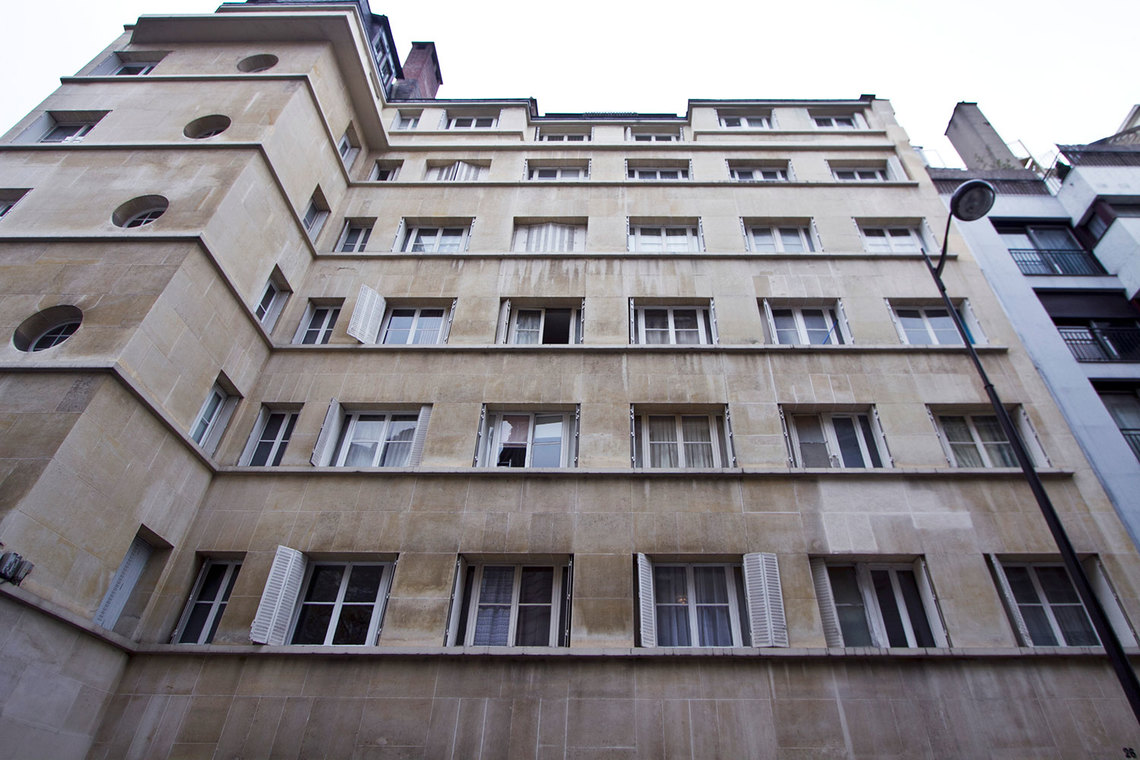 Apartment Paris Rue Jouvenet 10