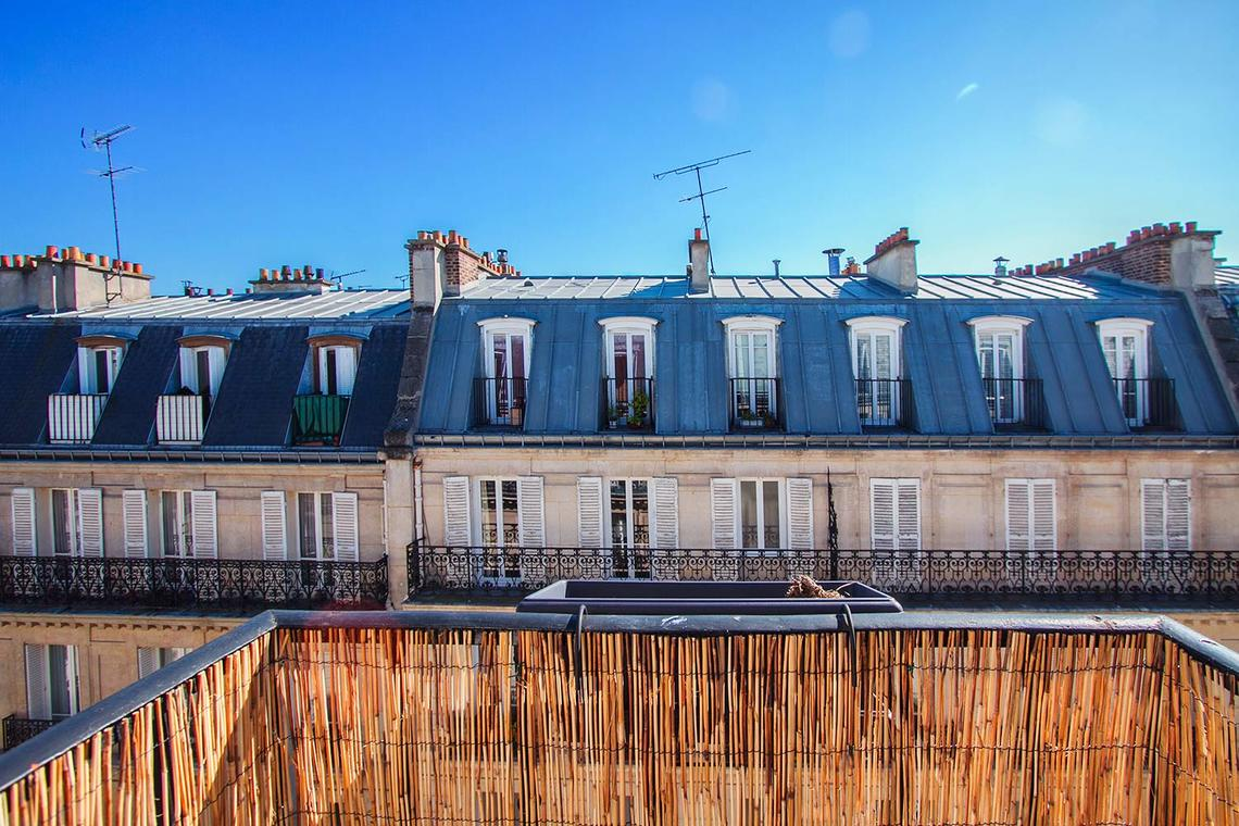 Appartement Paris Rue Sophie Germain 9
