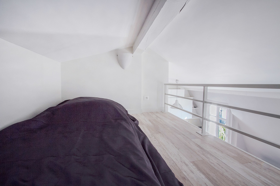 Appartement Paris Rue Sophie Germain 8