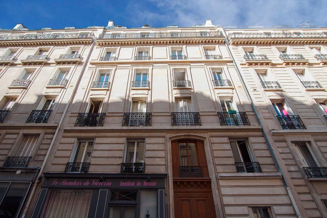 Appartement Paris Rue Sophie Germain 12