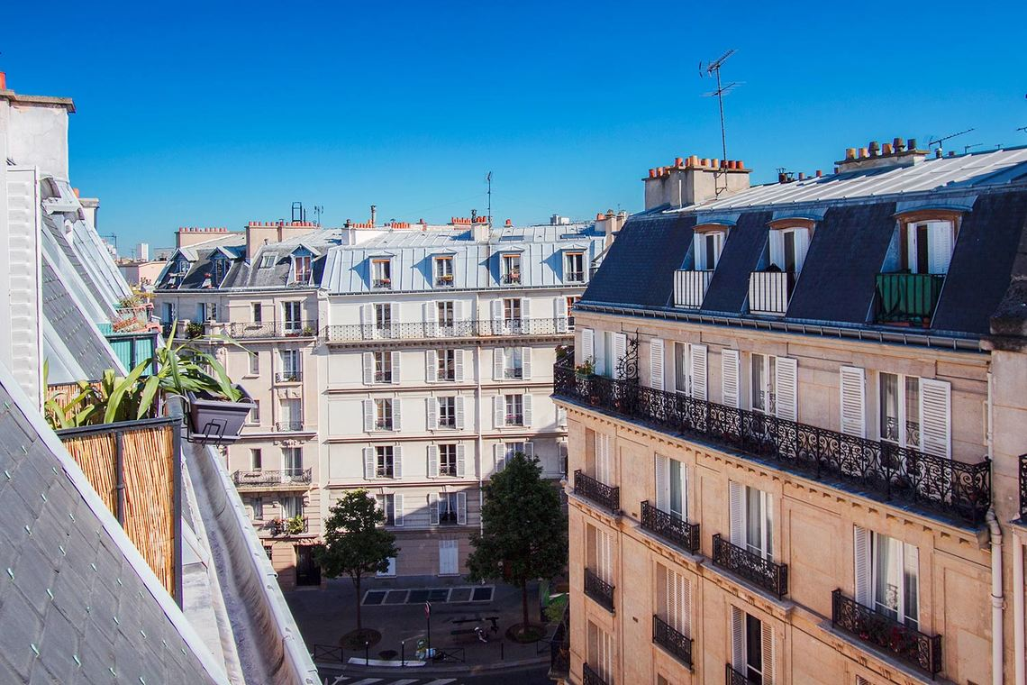 Appartement Paris Rue Sophie Germain 10