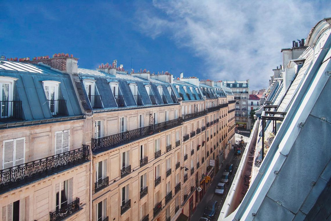 Appartement Paris Rue Sophie Germain 11