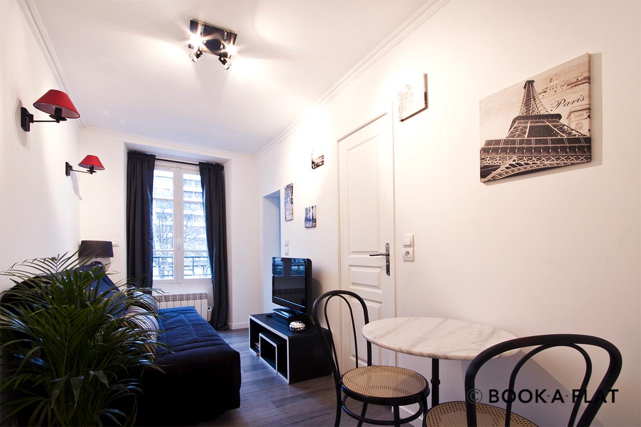 Location appartement meuble paris 13eme - Agence location meublee paris ...