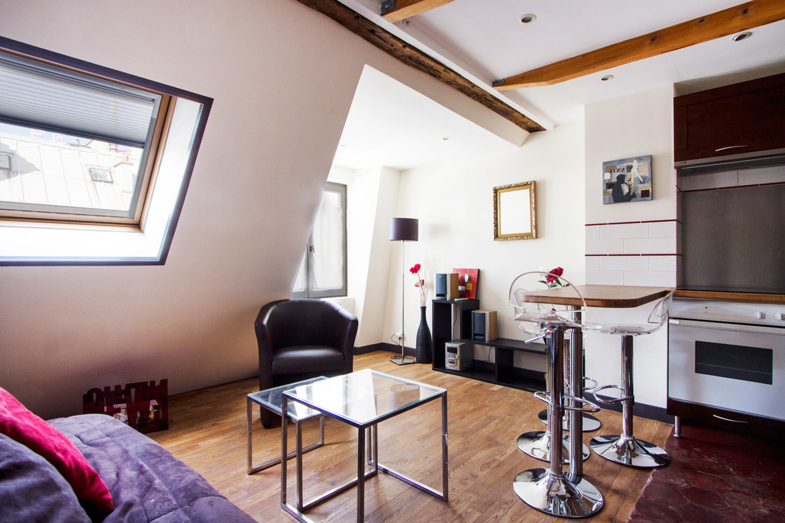 Apartment Paris Rue Saint Augustin 2