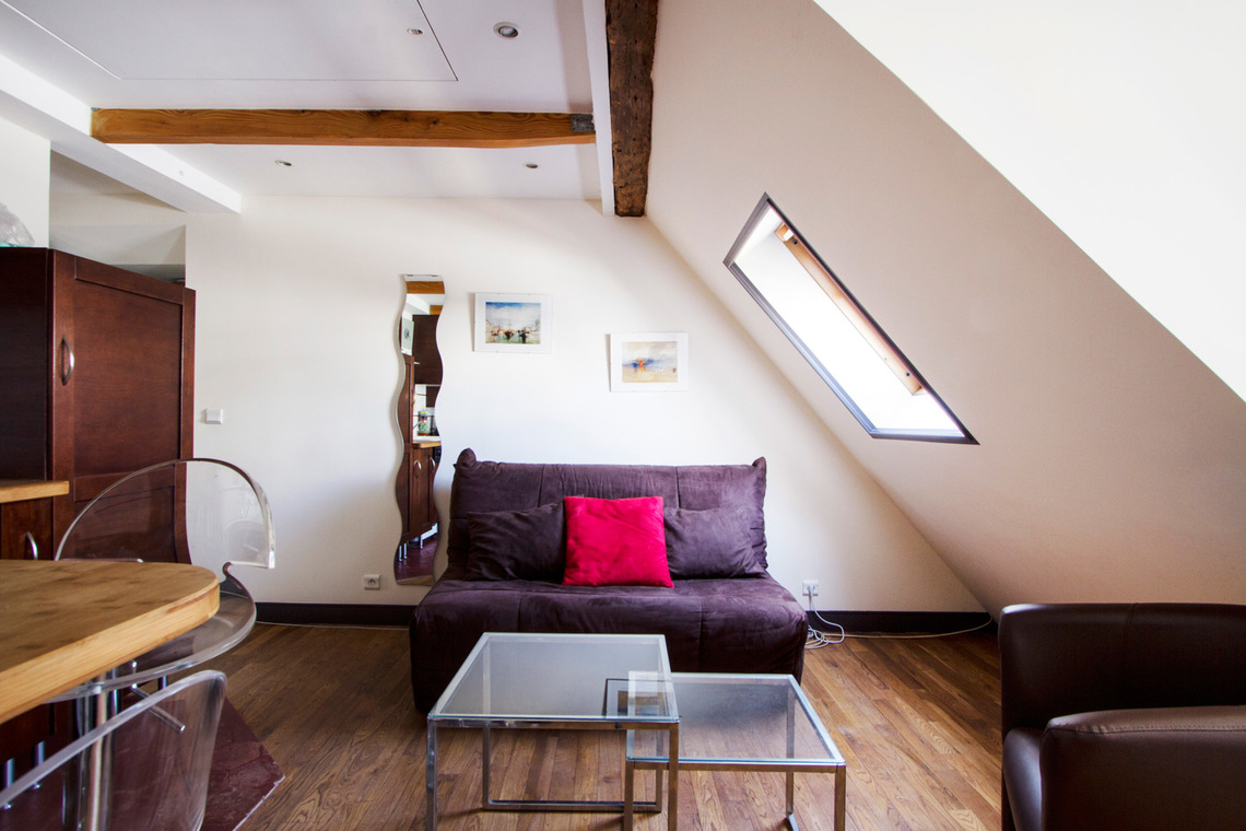 Furnished apartment for rent Paris Rue Saint Augustin